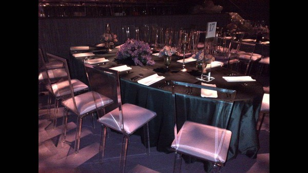 Clear Banqueting, Function And Event Chairs
