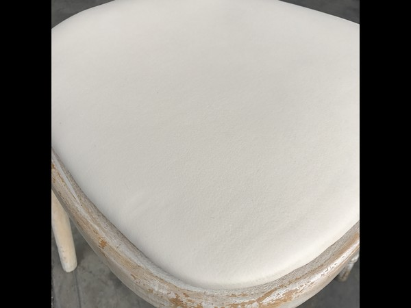 Stain Resistant Leatherette Seat Pad