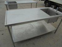 Stainless Steel Moffat Single Sink