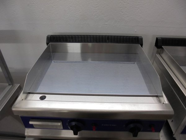 New Gas Frytac Mirror Flat Griddle (A5393)