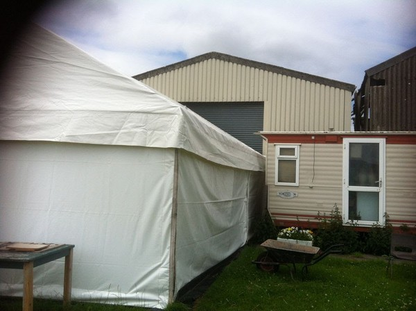 Marquee (Genuine Heavy Duty) Professional Quality 10m x 6m, Wedding or Party.