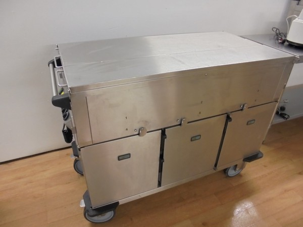 Rieber Heated Trolley/Bain Marie