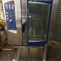 Electrolux Air-o-Steam 10 Grid Gas Combi Oven