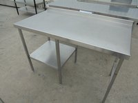 Stainless Steel Table (5446)