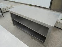 Stainless Steel Table Cabinet (5447)