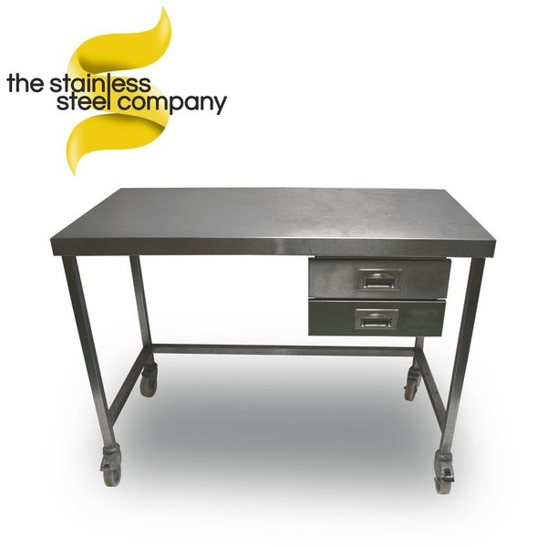 1.2m Stainless Steel Table (SS202)