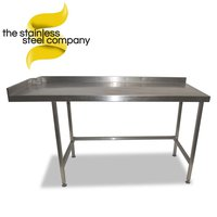 1.65m Stainless Steel Table (SS211)