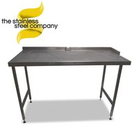 1.49m Stainless Steel Table (SS214)