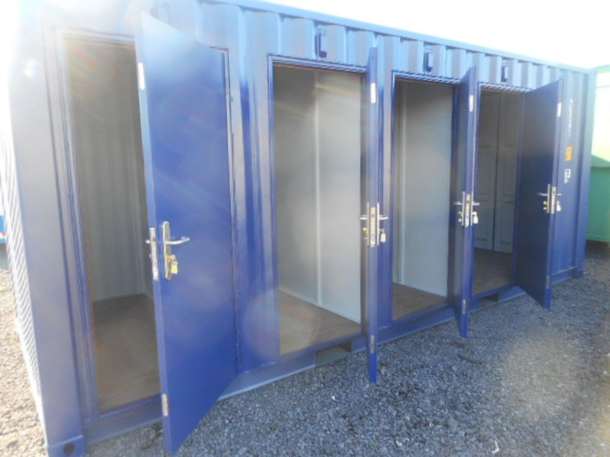 Secondhand Portable Buildings Shipping Containers New