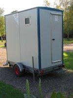 1 + 1 Toilet Unit