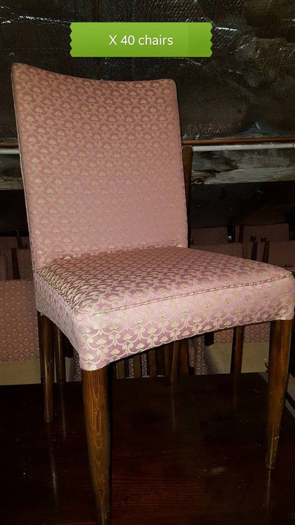 40+ Dining Chairs - Excellent Condition