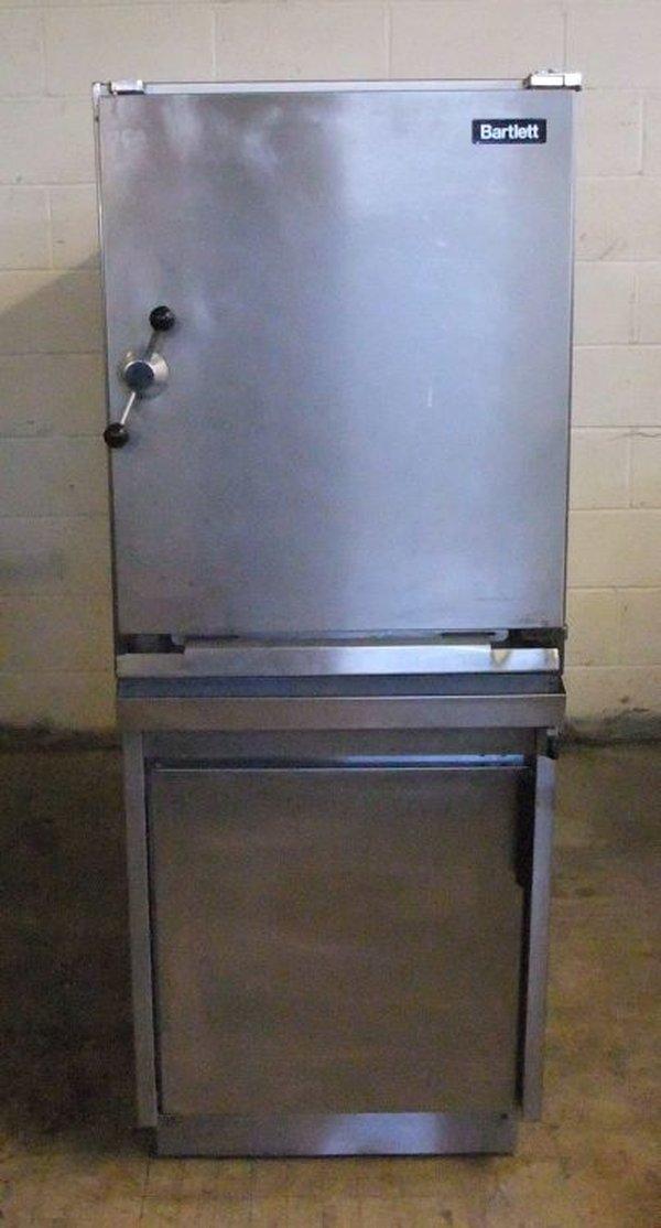 Bartlett Stainless Steel Atmospheric Steaming Oven