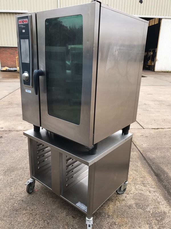 Rational SCC WE 10 Grid Combi Oven