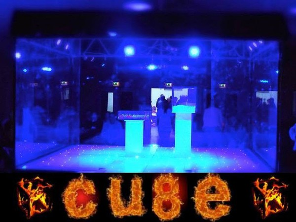 The Cube Game Show