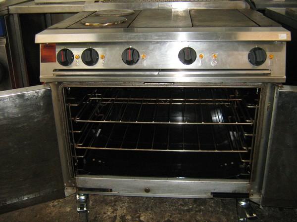 Falcon Dominator E2101 Electric Oven