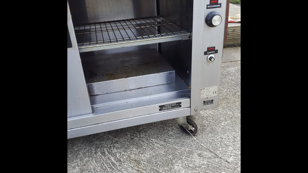 Carvery/Hot Cupboard Heated Gantry/Servery