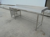 Stainless Steel Table (5477)