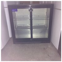 Prodis NT2BS Double Sliding Door Bottle Cooler