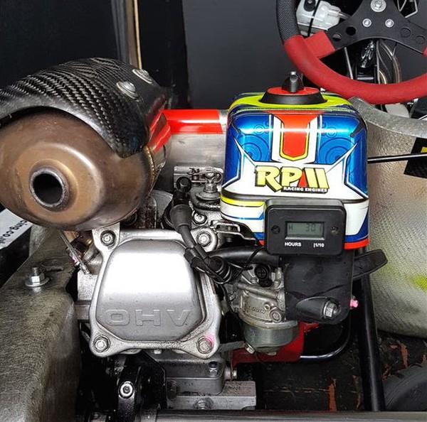 Gx160 rpm SP Honda Cadet 7.1 mean 7.3 hp