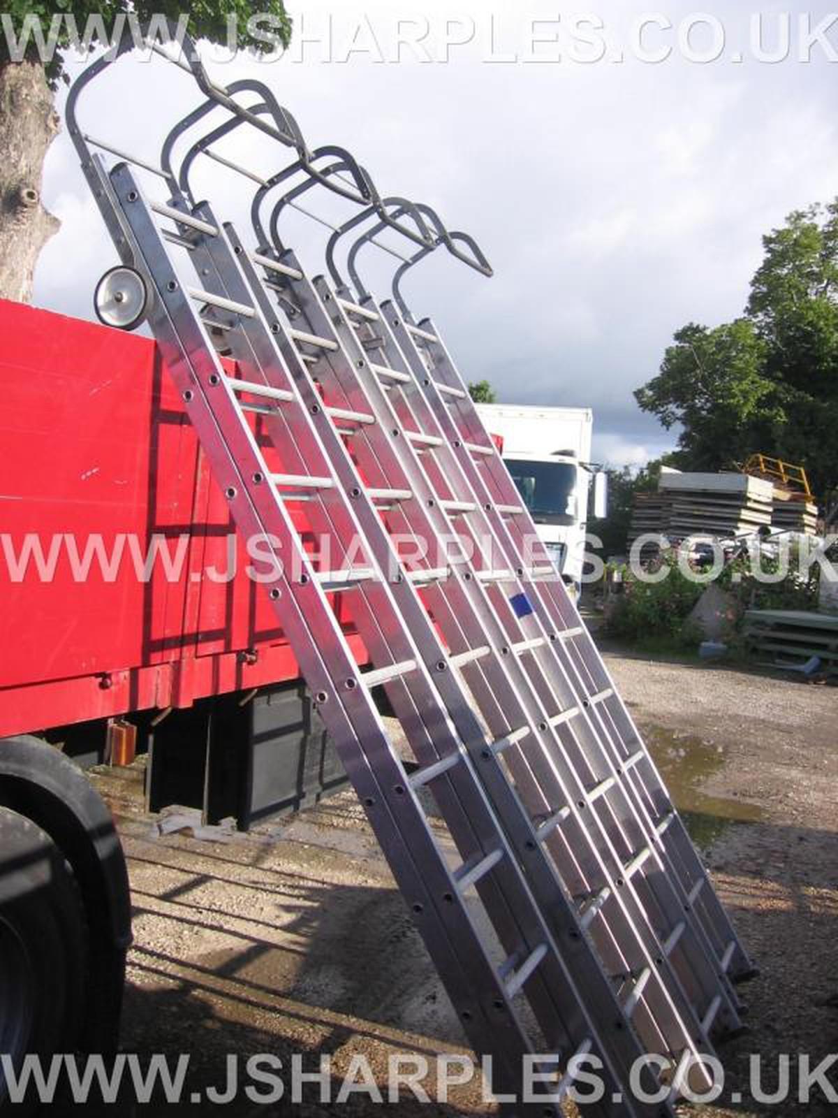 Folding 20Ft Roof Ladder / Cat Ladder - Preston, Lancashire