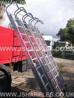 Folding 20Ft Roof Ladder / Cat Ladder
