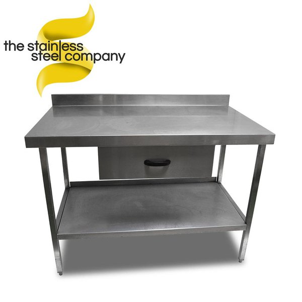 1.2m Stainless Steel Bench (SS171)