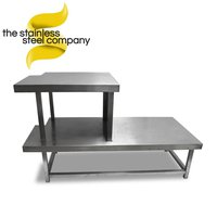 1.3m Stainless Steel Bench (Ref:SS167)