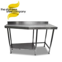 1.37m Stainless Steel Bench (SS174)