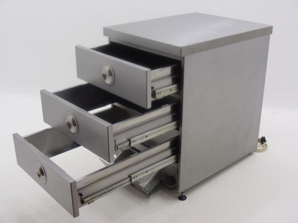 Used Victor Heated Hot Drawers -
