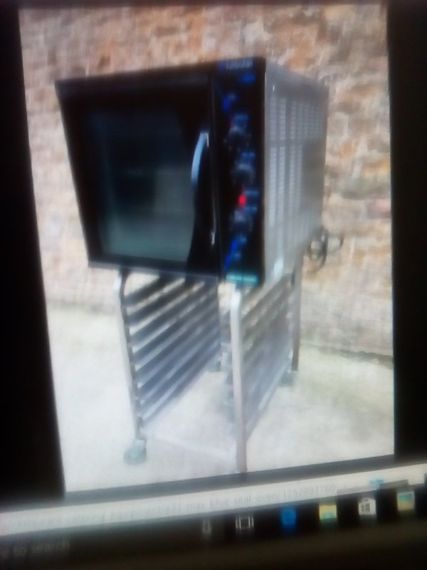 Blue Seal E32 Max Convection Oven Electric - Norwich, Norfolk 1