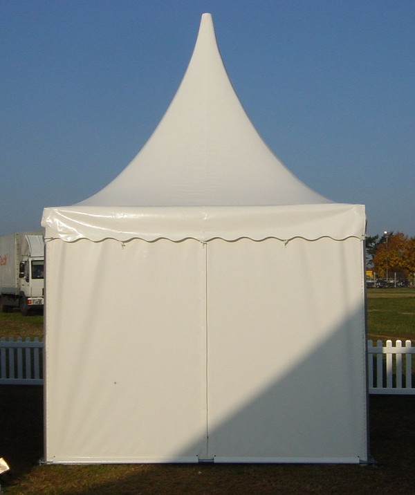 Custom Covers Clear PVC Roofs & Pagoda Roofs