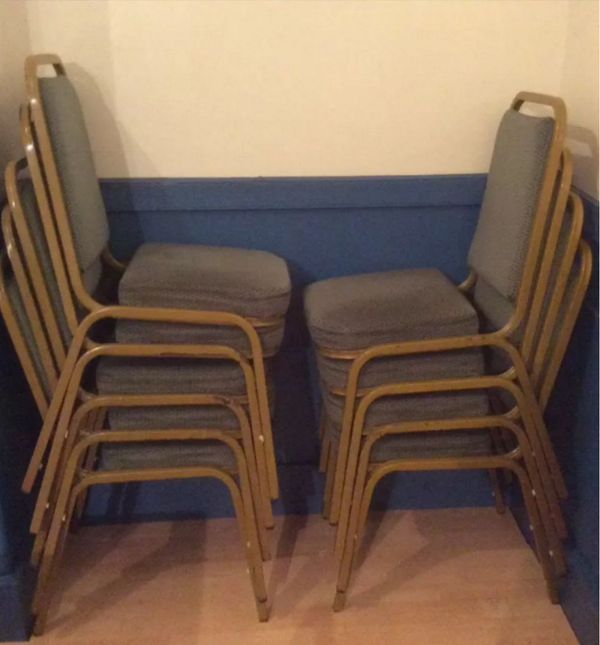 39 x Banqueting Chairs