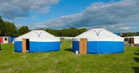 18 Foot Diameter Yurts / Ger's