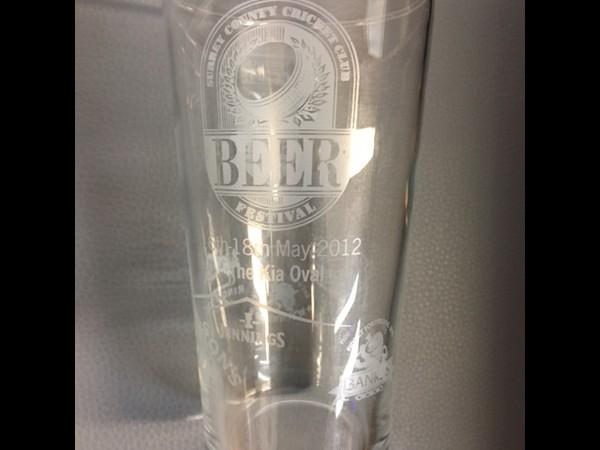 Beer Pint Glassware