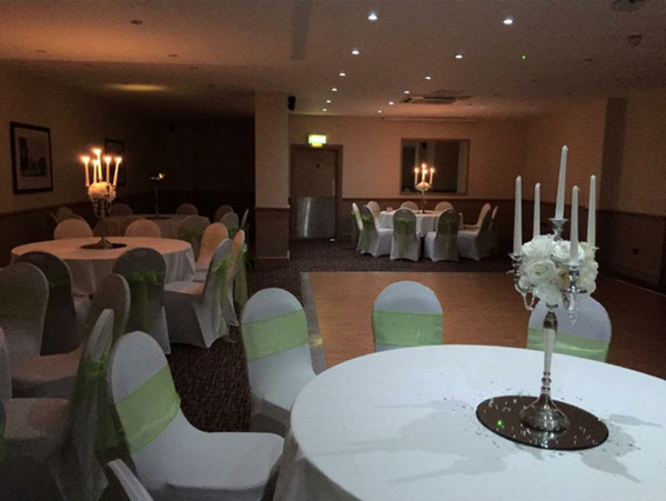 chair covers in cotton and lycra