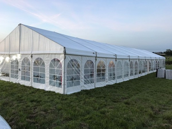 Clear Span Marquee