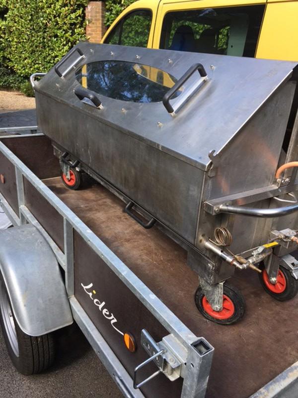 Hog Roast Equipment/Business
