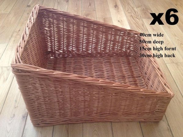 High quality versatile multi-purpose baskets