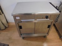Lincat Heated Trolley/ Hot Cupboard (5488)
