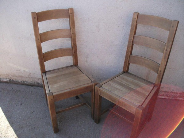 Ladder Back Chairs (CODE DC 764A)