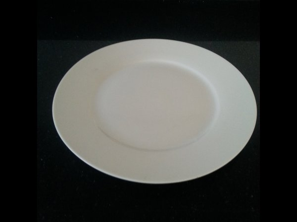 white crockery