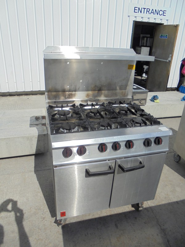Falcon 6 Burner Oven (5497)