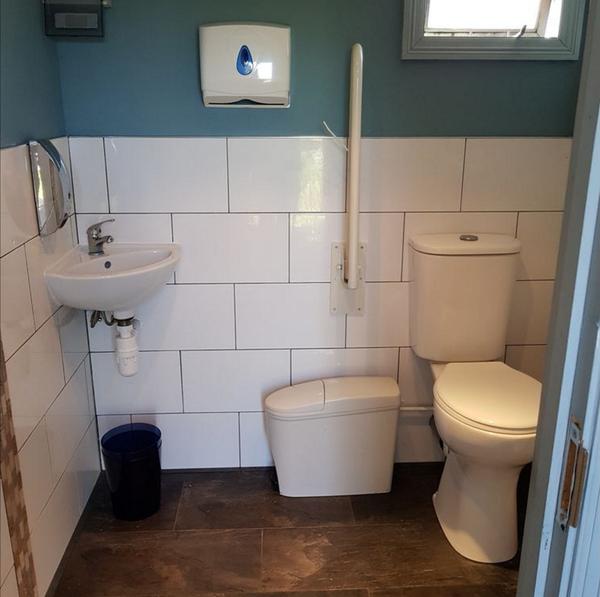 Luxury Toilet Block