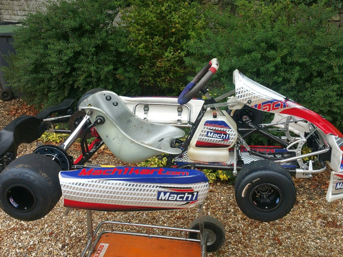 Mach1 2017 Rolling Chassis With Lame X30 Engine And Setup - Hitchin,  Hertfordshire