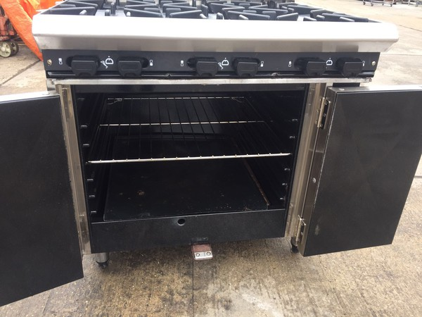 Blue seal oven UK