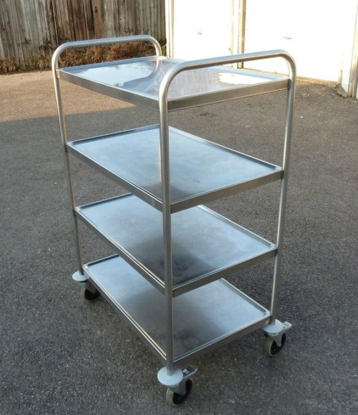 Secondhand Catering Equipment | Serving and Kitchen Trolleys ...