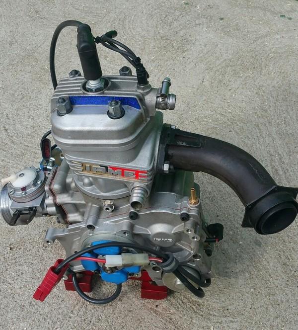 Secondhand  Iame X30 Senior COMPLETE ENGINE