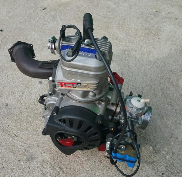 Used Iame X30 Senior COMPLETE ENGINE