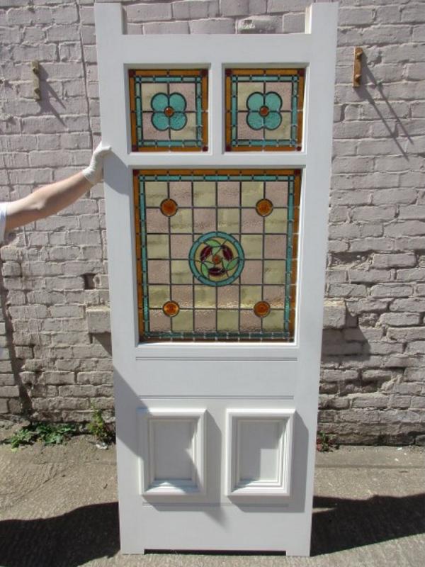 Used front door