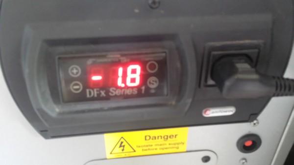 Vision V21 ECO  Beer Cooler With Heat Dump